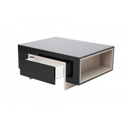 TABLE BASSE BLACK
