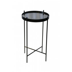 TABLE DE COIN TONDO D40