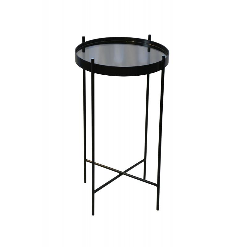 TABLE DE COIN TONDO D40