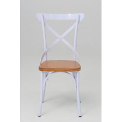 Chaise croisé