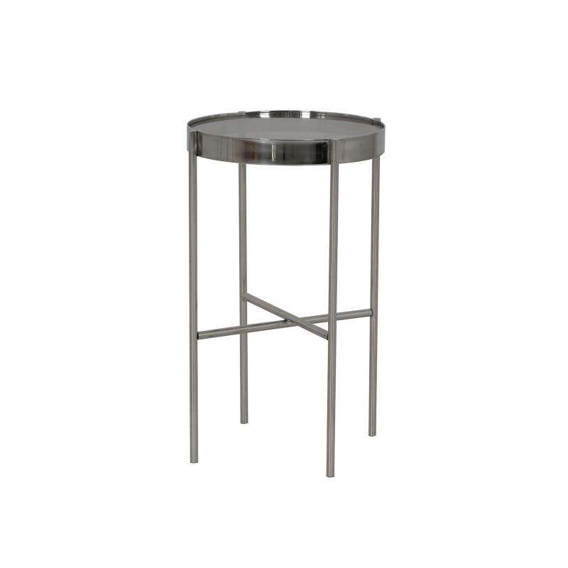 Table de coin inox D25