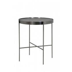 Table de coin inox D50